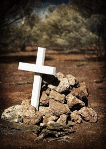 grave-cross