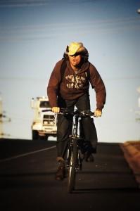 holm-biking